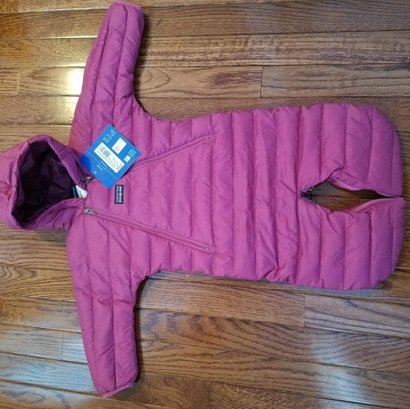 64ff24258 Patagonia Jackets & Coats | Size 3 Month Snowsuit Bunting | Poshmark